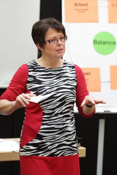 Work-Life-Balance Workshop der Unternehmerfrauen im Handwerk (ufh) in Speyer