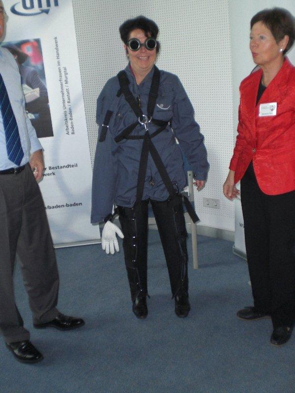 Handwerkskammer Karlsruhe – Unternehmerfrauen: Seniorenfreundliche Zertifizierung