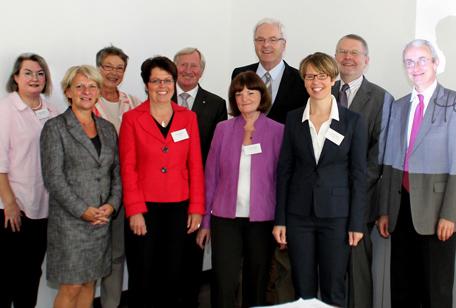 Jury des Helene-Weber-Preis 2011