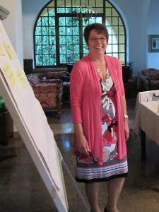 Vortrag in der Villa La Collina am Comer See