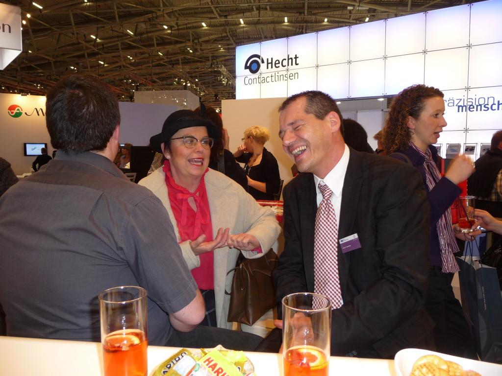 Happy Hour – Fachmesse München